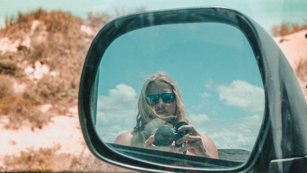 Western Australia Road Trip campervan