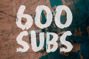 600 subscribers