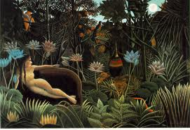 henry rousseau the dream parfums delrae