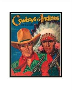 Cowboys-n-Indians-Posters