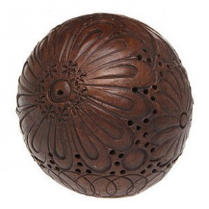 lartisan amber ball perfume gift