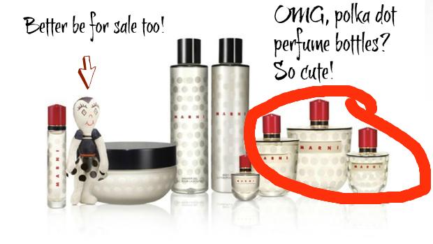 marni perfume - cute perfume bottles