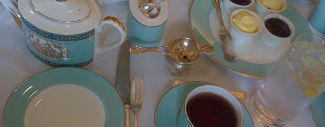 tea perfume - tea time!