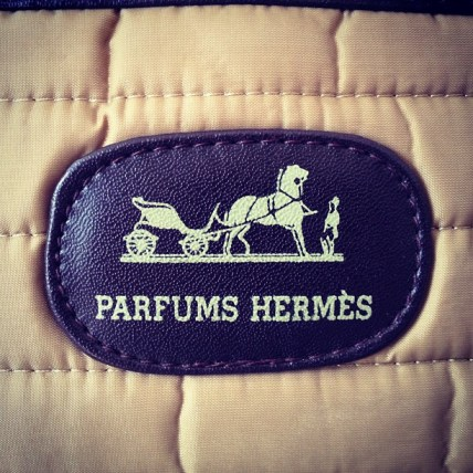 Rouge Hermes Parfums Label Flickr