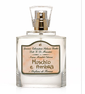 Muschio e Ambra Profumi di Firenze Beauty Habit