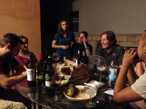 Friday Night winephoto AdventureJay