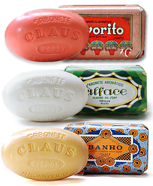 Best Smelling Soaps Shea Butter Soap Claus Porto LuckyScent