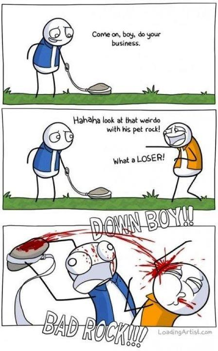 Pet Rock ATTACK
