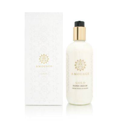 St Valentine  Amouage Gold Woman Lotion Beauty Encounter