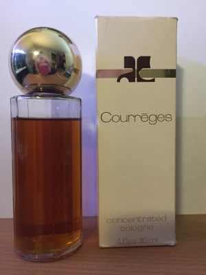 Courreges Concentrated Cologne
