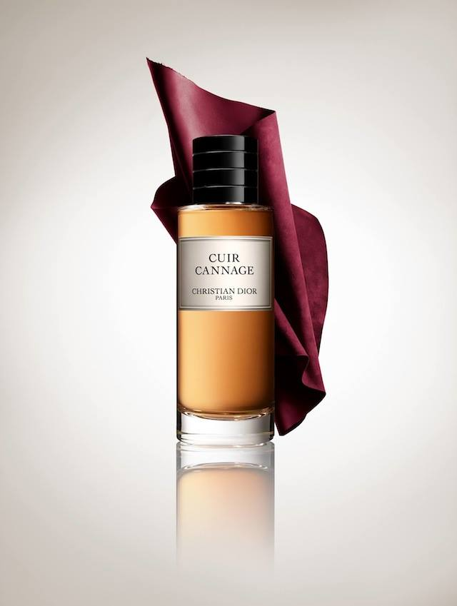 Cuir Cannage Christian Dior Fragrantica