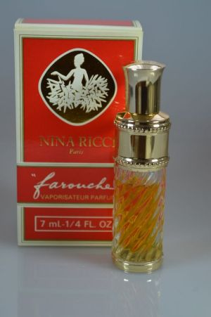 Farouche Nina Ricci Fragrance Notes Attack