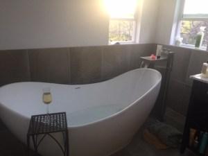 bathroom renovation bathtub