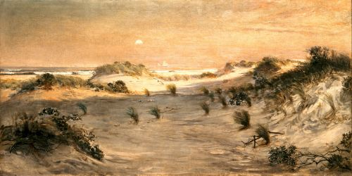 Divine EdP Divine Henry_Ossawa_Tanner_-_Sand_Dunes_at_Sunset,_Atlantic_City WikiMedia