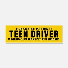 stress teen driver