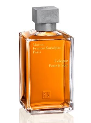 Cologne Pour Le Soir Maison Francis Kurkdjian Fragrantica