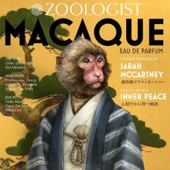 zoologist macaque perfume