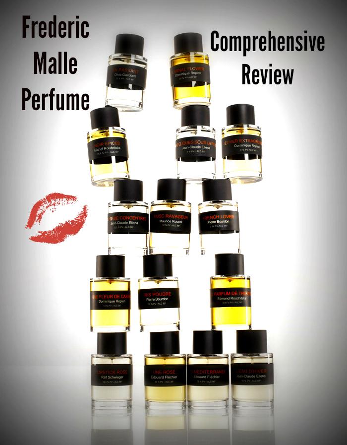 Frederic Malle Perfume Comprehensive Guide