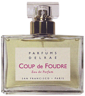 Coup de Foudre Parfums DelRae Fragrantica