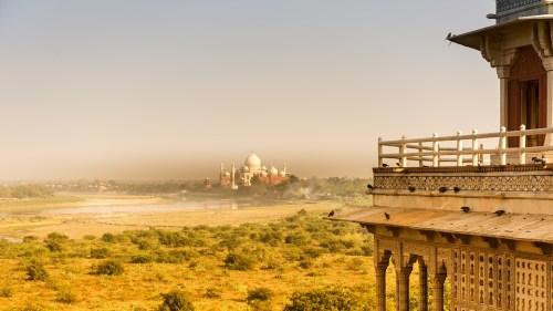 A Quiet Morning Miller et Bertaux India Taj Mahal MaxPixel