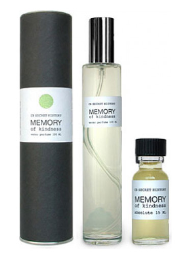 Memory of Kindness CB I Hate Perfume Fragrantica