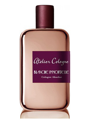 Blanche Immortelle Atelier Cologne Fragrantica