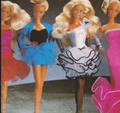Amarige Givenchy Freddycat1 Barbie booklet 1991 Flickr