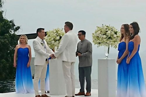 Koh Samui Wedding