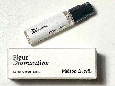 Fleur Diamantine by Maison Crivelli