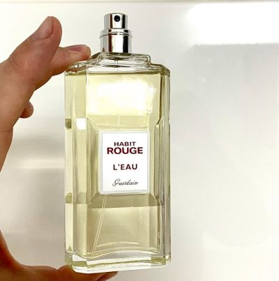 Habit Rouge L'Eau by Guerlain
