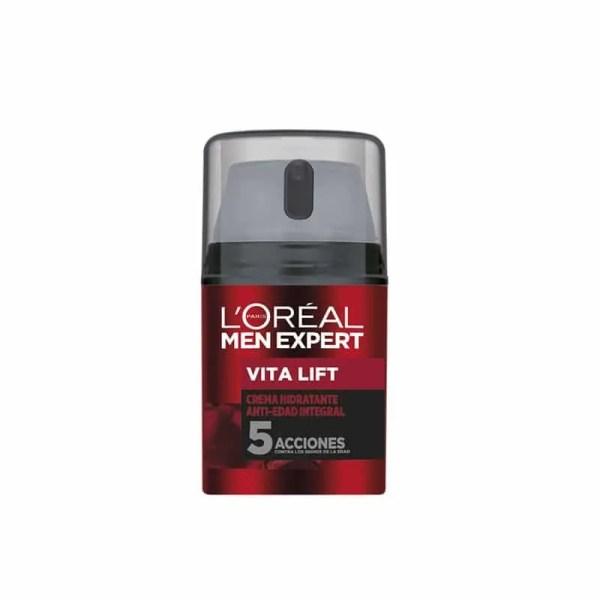 L'Oréal Men Expert VitaLift Cuidado Hidratante Anti-Edad Integral para hombres 50 ml
