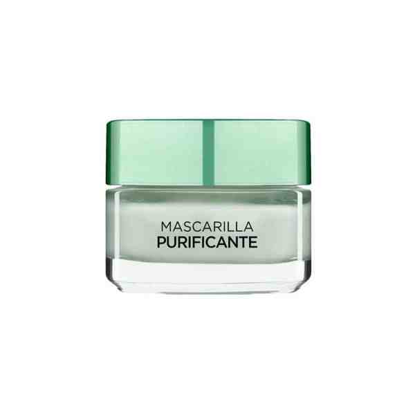 L'Oréal Paris Arcillas Puras Mascarilla Facial Purificante Verde - 50 ml