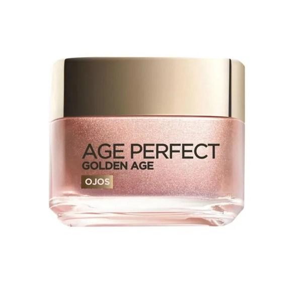 L'Oréal Paris Age Perfect Golden Age Contorno de Ojos Antiojeras Pieles Maduras y Apagadas 15ml