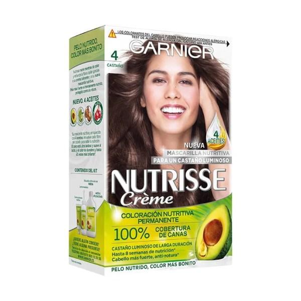 Nutrisse Tinte Capilar 4 - Castaño