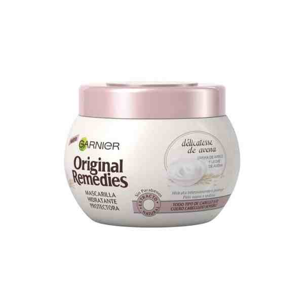 Original Remedies Mascarilla Délicatesse de Avena 300 ml