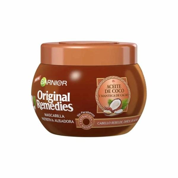 Original Remedies Mascailla Aceite de coco 300 ml