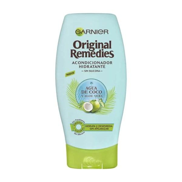 Original Remedies Acondicionador Agua de Coco y Aloe Vera 250 ml