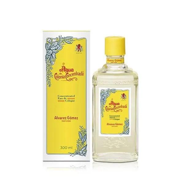 Alvarez Gomez - Agua de colonia concentrada frasco 300 ml