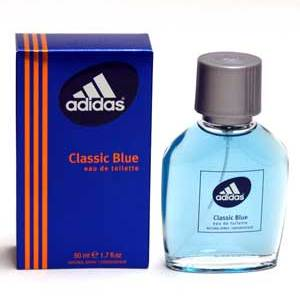 Adidas Classic Blue by Coty for Men 3.4 oz