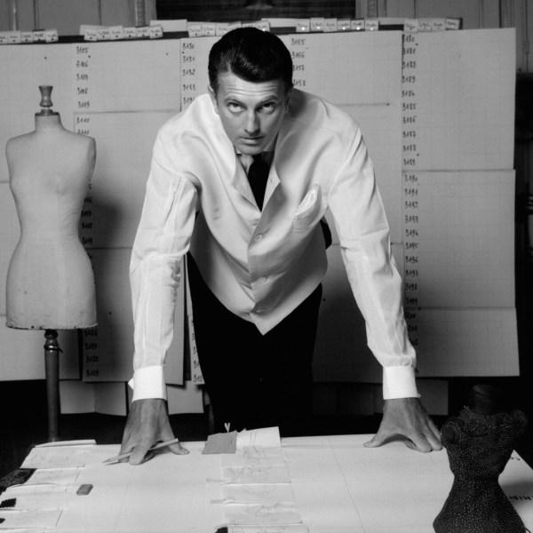 Hubert de Givenchy 1927 - 2018 - The Perfume Society