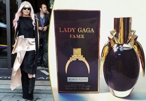 Lady Gaga Fame en perfumes Valencia
