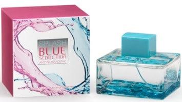 Splash Blue Seduction for Women by Antonio Banderas en Perfumes Valencia