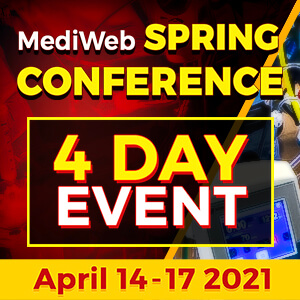 MEDIWEB SPRING PERFUSION CONFERENCE (2021)