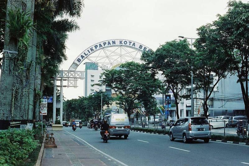 Balikpapan adalah salah satu kota besar di Pulau Kalimantan via @dichgod