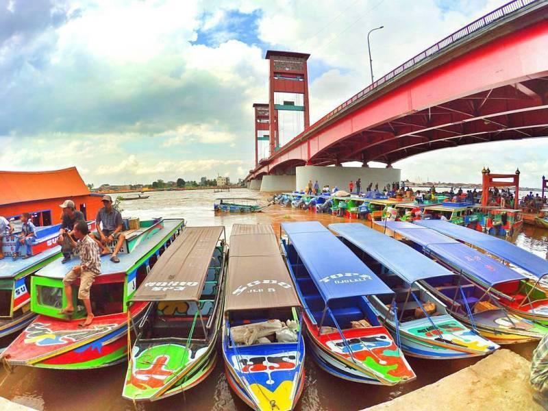 Panduan Tips Pergi Liburan Ke Palembang via @fpfdimas