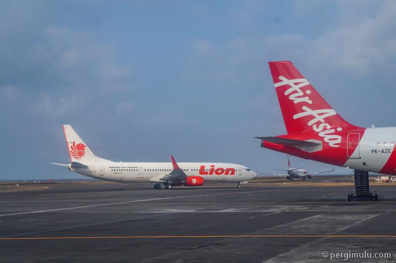 Lion Air adalah salah satu maskapai dengan rute penerbangan terbanyak di Indonesia.