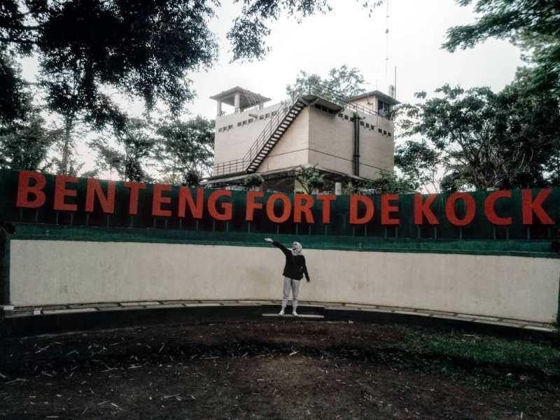 Benteng Fort De Kock ini berada di Minangbakau! via @prtiwiaprilyan_