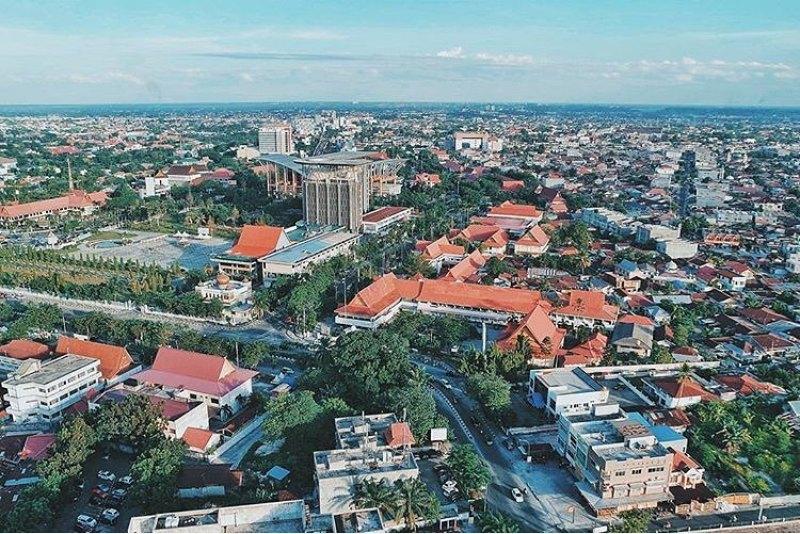 Ibukota Provinsi Riau adalah Pekanbaru! Photo by @ariascrsn taken at Pekanbaru city