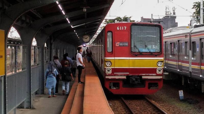 Info Rute KRL Commuter Line Jakarta Kota–Bogor! via @krlcommuter2