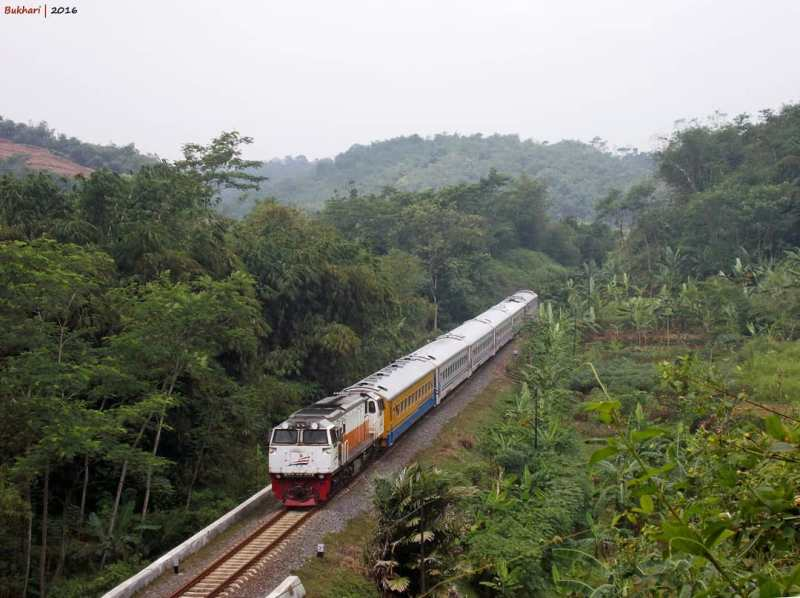Info jadwal kereta Sukabumi Bogor. Tujuan akhir kereta api Pangrango dari arah Sukabumi adalah Stasiun Bogor Paledang! via @bukhariatb